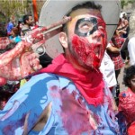 Reportaje Grfico Especial Maestro! Fui a la Zombiewalk!