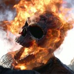 Concurso Maestro! Avant-Premiere de Ghost Rider Espritu de Venganza! En 3D!