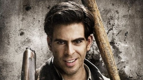 Eli Roth, Hemlock Grove y Concurso Maestro!